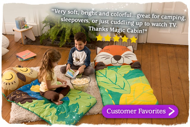 Exclusive Woodland Sleeping Bag Shop Customer Favorites >