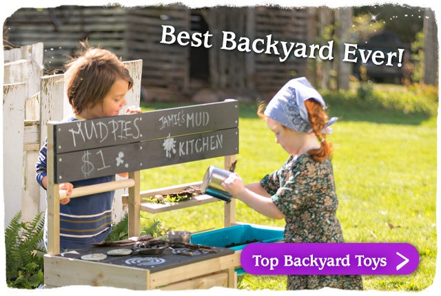 Best Backyard Ever! Shop Top Backyard Toys >