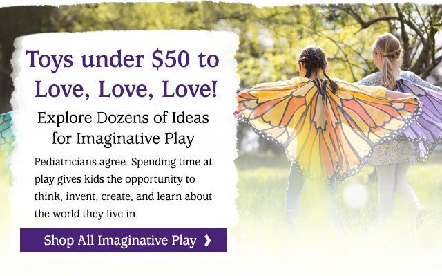Toys under $50 to Love, Love, Love!